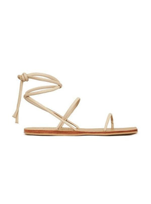 Load image into Gallery viewer, Asami Sandal Ecru | 37,38,39,40