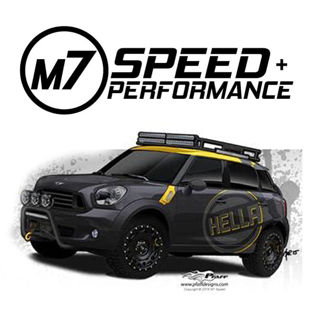 M7 SPEED available in the UK from mini works