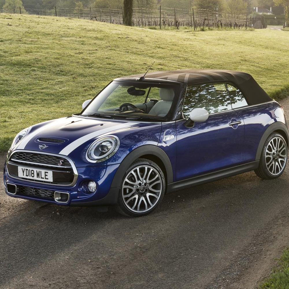 25 YEARS OF THE MINI CONVERTIBLE
