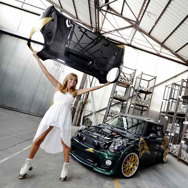 Mini Works shop - Mini parts, accessories, gifts tuning and