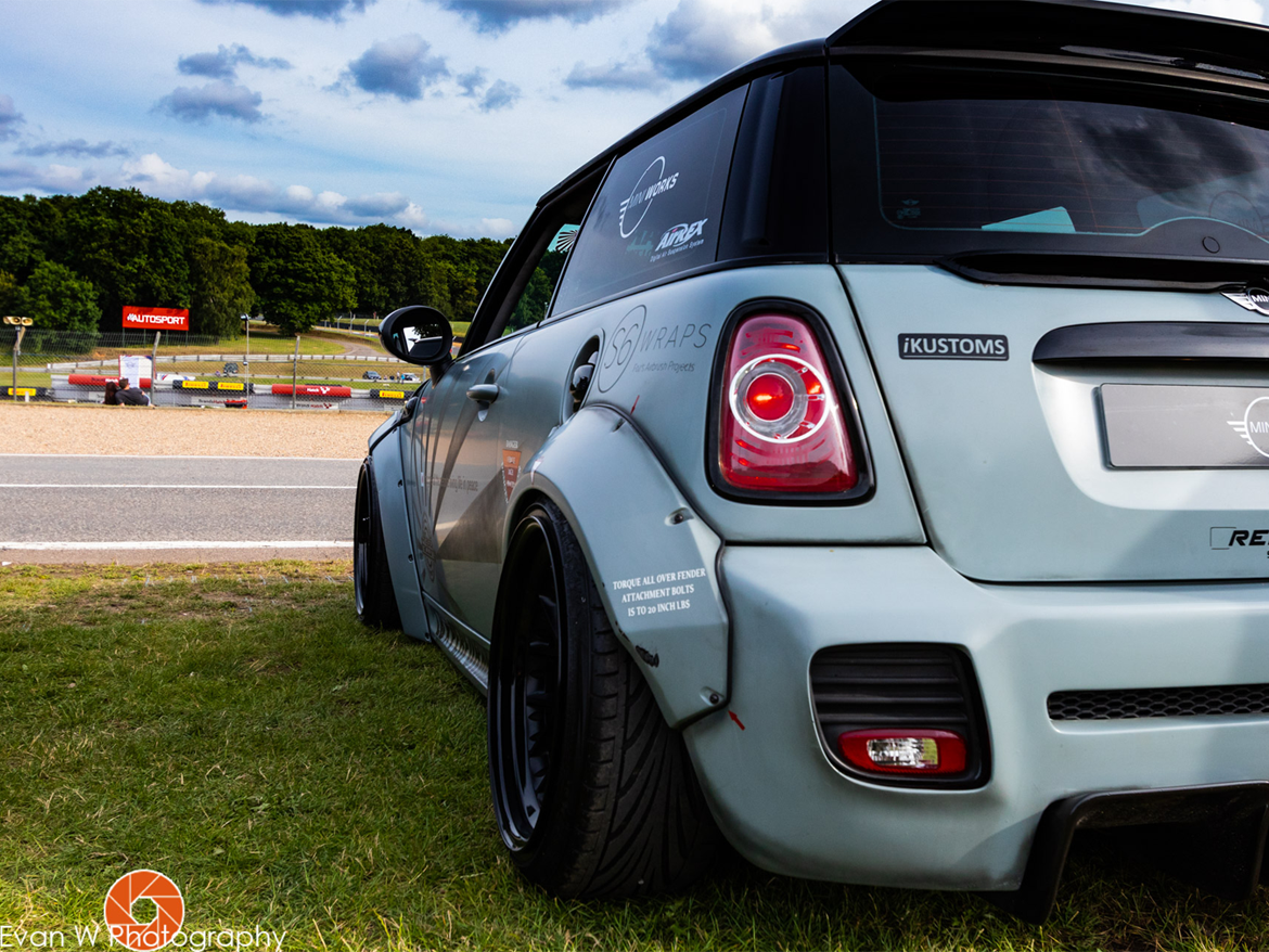 Buy LIBERTY WALK Mini Cooper S turbo for sale