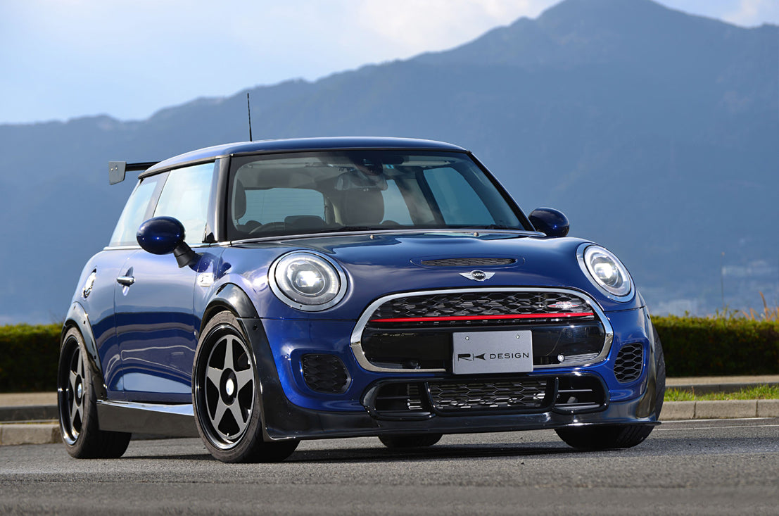 Full RK Design Mini Cooper S and John Cooper Works F56 wide Body Kit from MW-UK UK