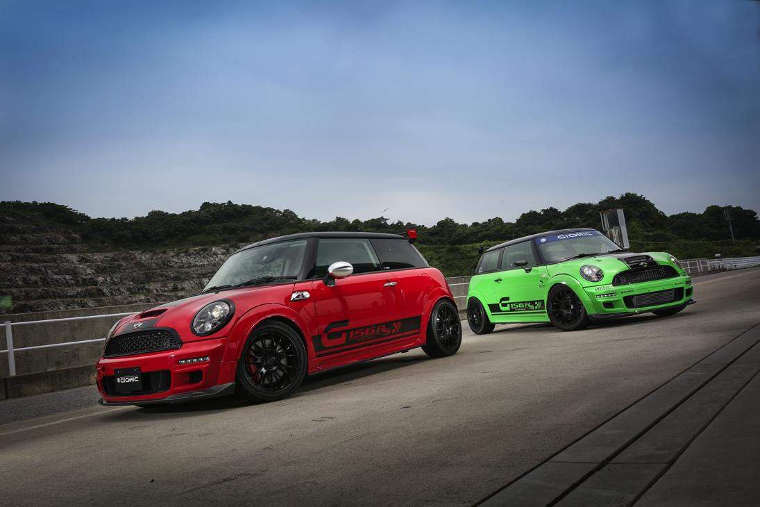 Giomic R56 Mini full body kit