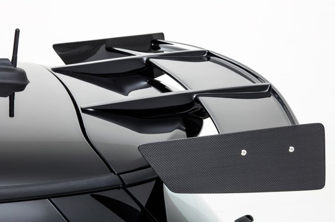 RK Design rear wing spoiler for Mini F56 from MW-UK UK