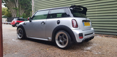 Rear wing spoiler in GRP/Carbon Fiber for Mini R53, R56