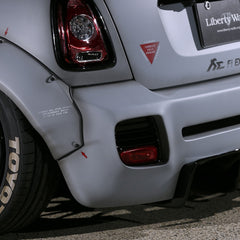 Liberty Walk body kit for MINI