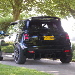 r56 R57 R58 R59 taillights union jack mini works mini parts aftermarket lights