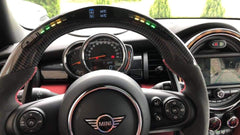 Gen3 - LED Carbon Wheel - Shift lights - Digital display