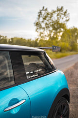 RK Design F56 Rear spoiler wing