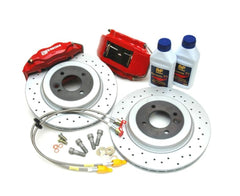 R53 Big brake kit front AP 304mm