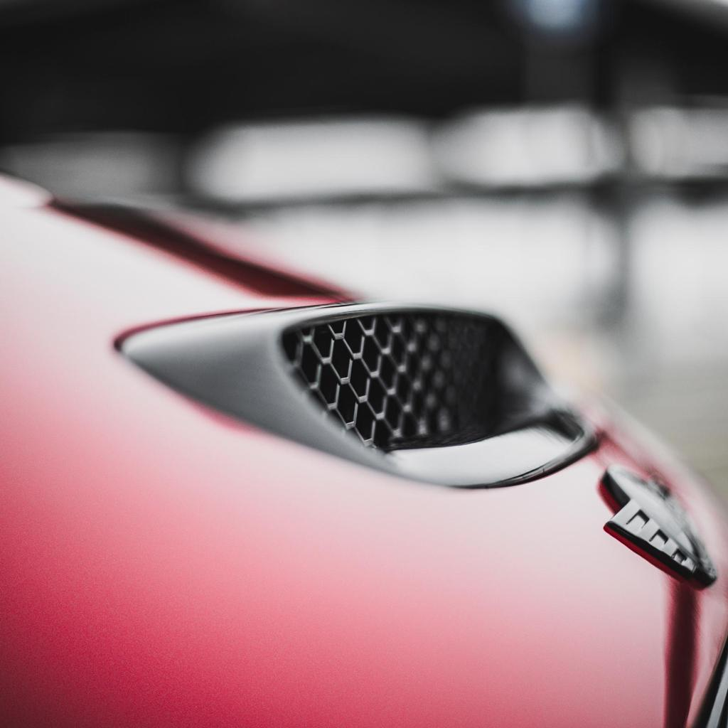 BIG bonnet scoop for Mini F56 Cooper