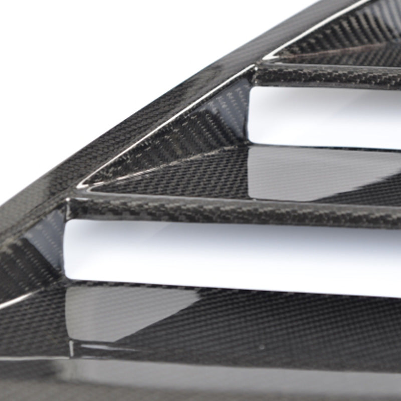 Bonnet air vents GRP/Carbon Fiber for Mini R53 and R56