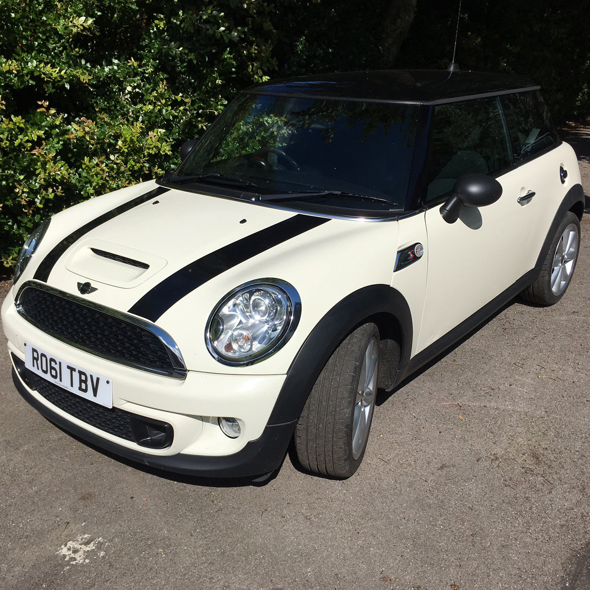 MINI Cooper S turbo for sale at Mini Works in Sussex