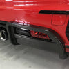 Rear Diffuser GRP/Carbon Fiber for Mini F56 John Cooper Works