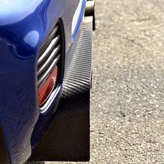 CARBON FIBER Rear Diffuser tunnel for Mini R56 and Mini R53 John Cooper Works