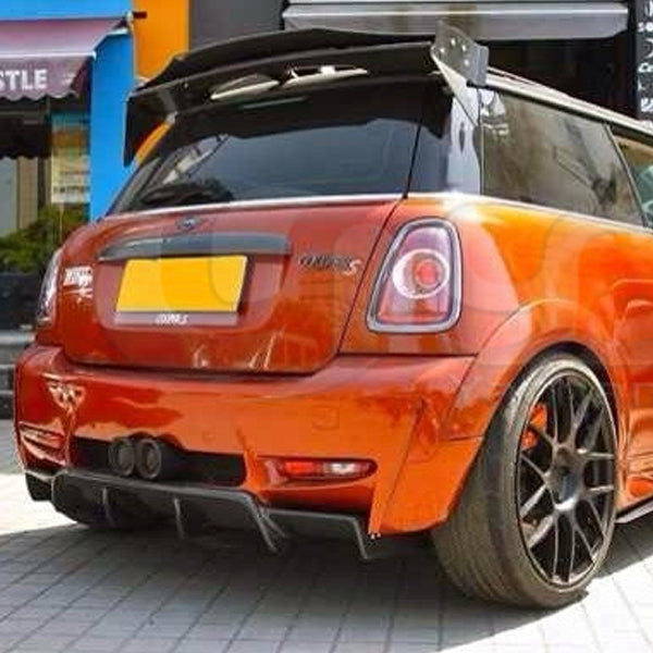 Mini Cooper R56 rear bumper Duell AG style from MW-UK