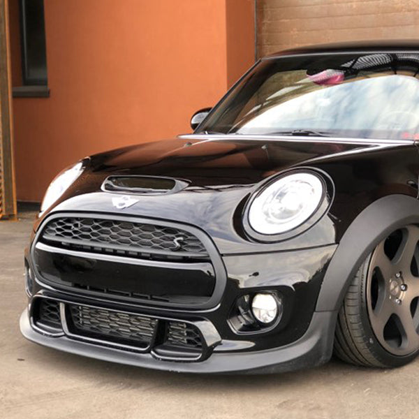 Mini F56 Front bumper trim splitter lip from MW-UK
