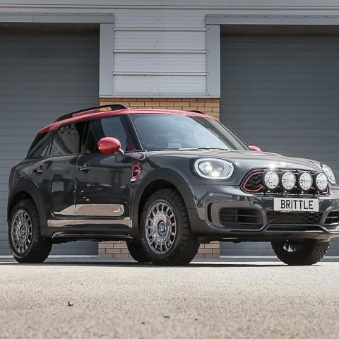 "MINI Cooper F60 Countryman | F54 Clubman  2, 1/2"" (62.5mm) Lift Kit"
