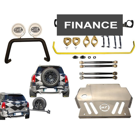 Ultimate R60 Off Road package