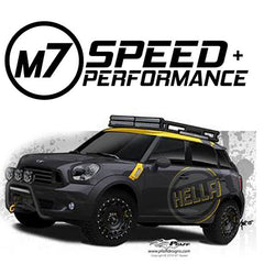 Ultimate R60 Off Road Lift Kit Customised Mini Countryman And
