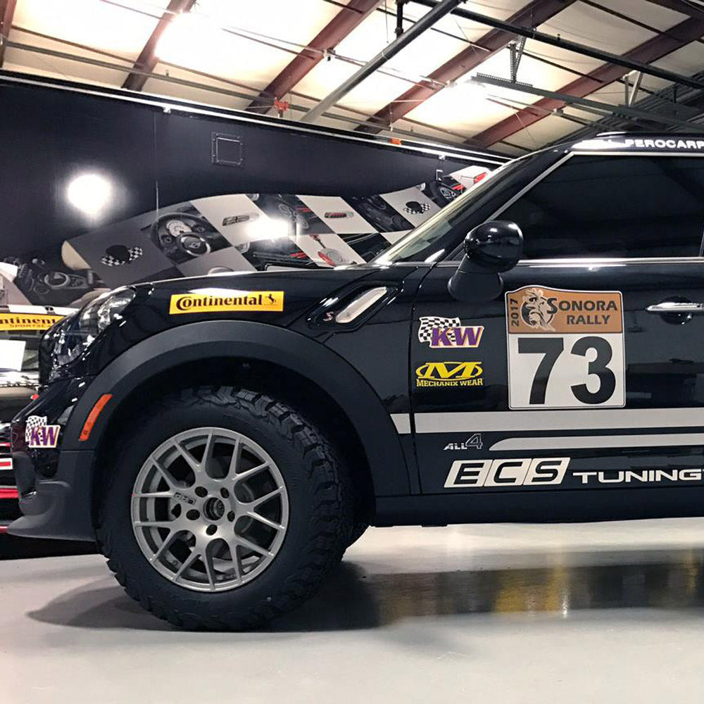 Lift kit for Mini R60 Countryman and R61 Paceman