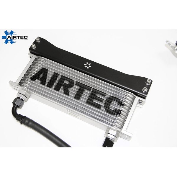 AIRTEC MINI R53 COOPER S OIL COOLER KIT WITH OR WITHOUT THERMOSTAT