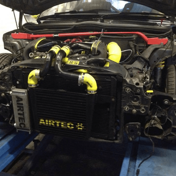 AIRTEC FRONT MOUNT INTERCOOLER UPGRADE FOR MINI R53 from MW-UK