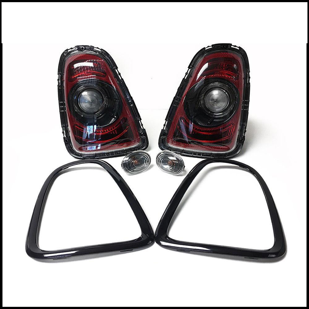 Black line Mini tail light kit