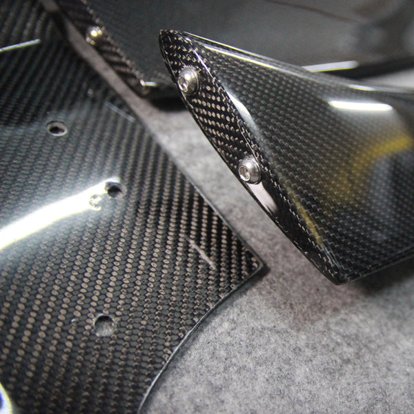 Mini Cooper R56 Carbon Fiber AG Style Rear Spoiler wing from MW-UK