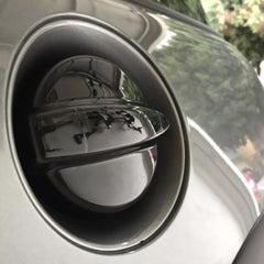 Fuel Cap Cover Gloss Black