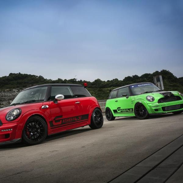 Giomic Mini R56 full body kit from MW-UK