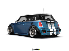 MW-UK wide wheel arch fender kit for Mini