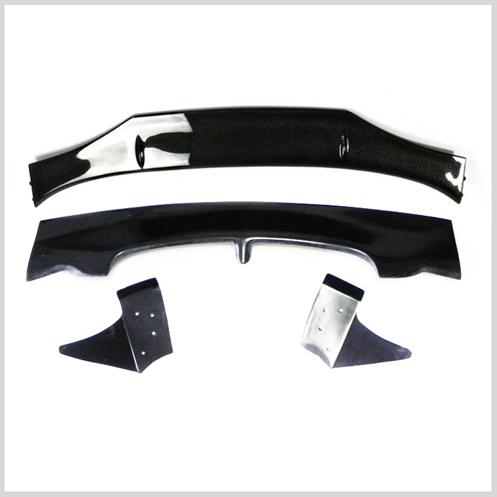 Mini Cooper R56 Carbon Fiber AG Style Rear Spoiler wing from Mini Works