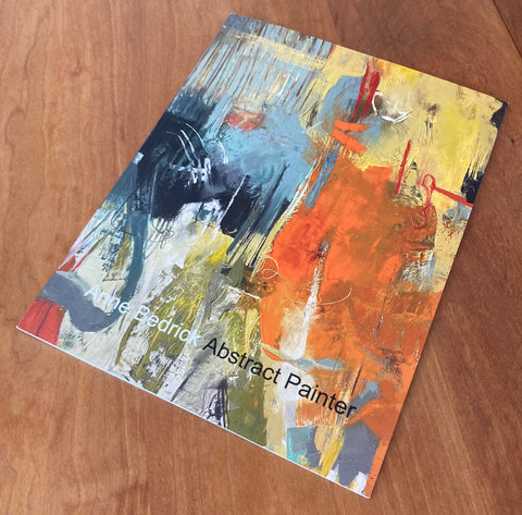 Anne Bedrick, Abstract Artist (Book)