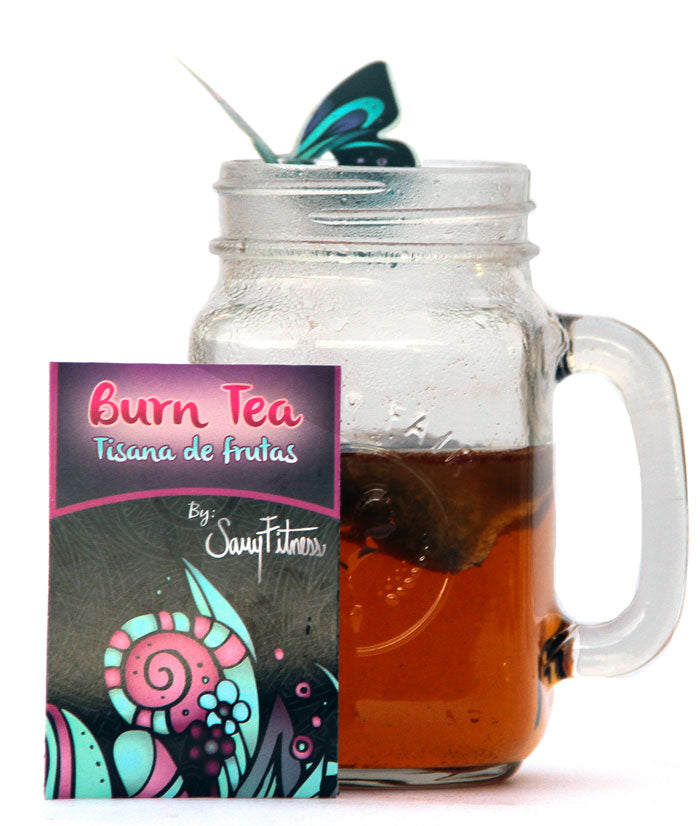 Tisana 24gr (TOMACOL) Burn tea