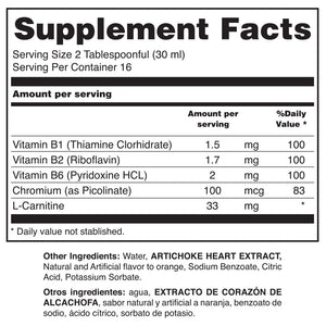 Carnichofa 473ml (MEDICAL GREEN) Piña