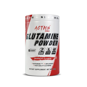Glutamine Powder 300gr (ACTION PRO)