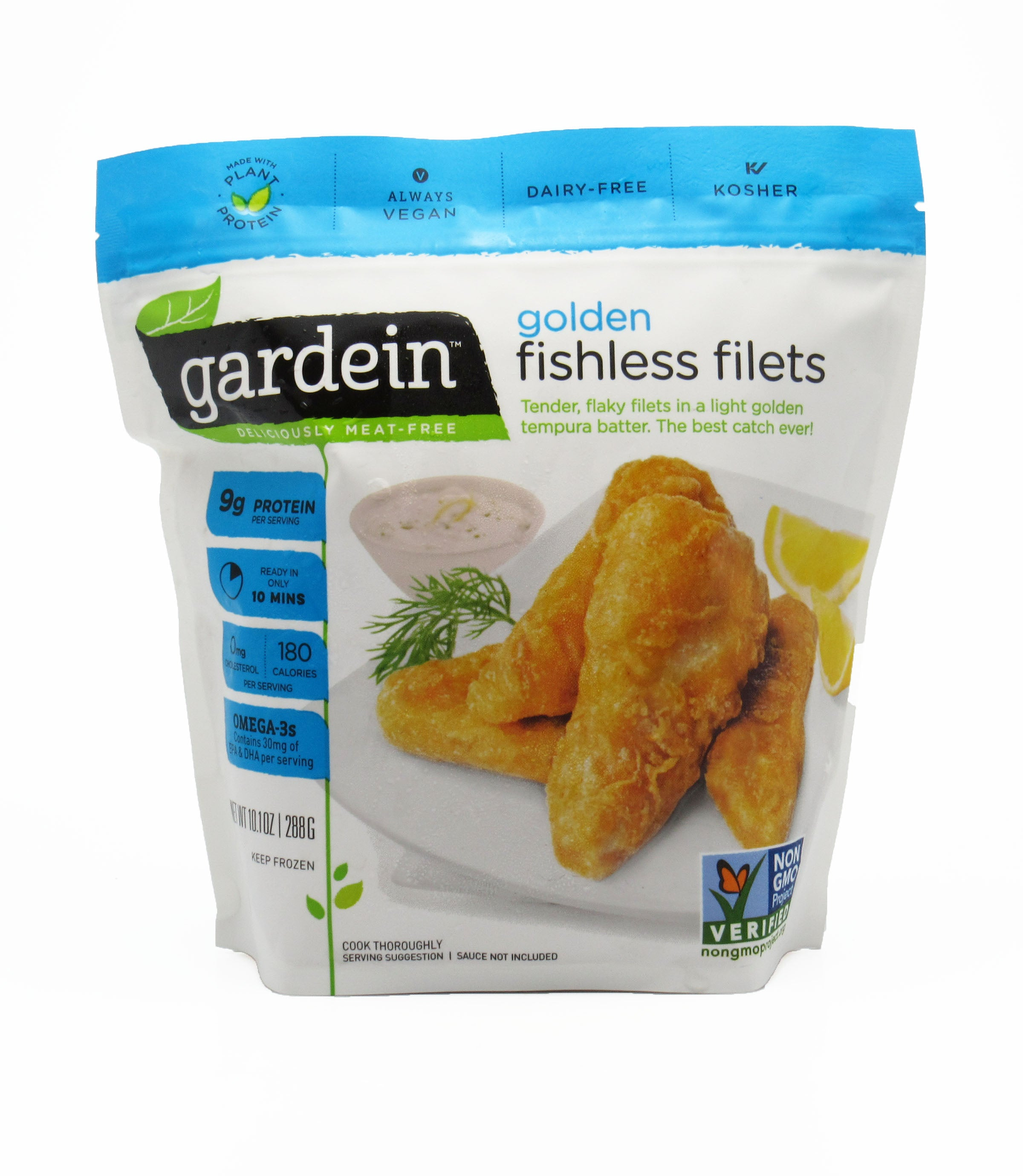 Filete de Pescado Vegetal 288gr (GARDEIN)