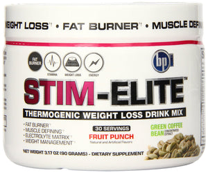 Stim Elite 90gr (BPI SPORTS) Fruit Punch