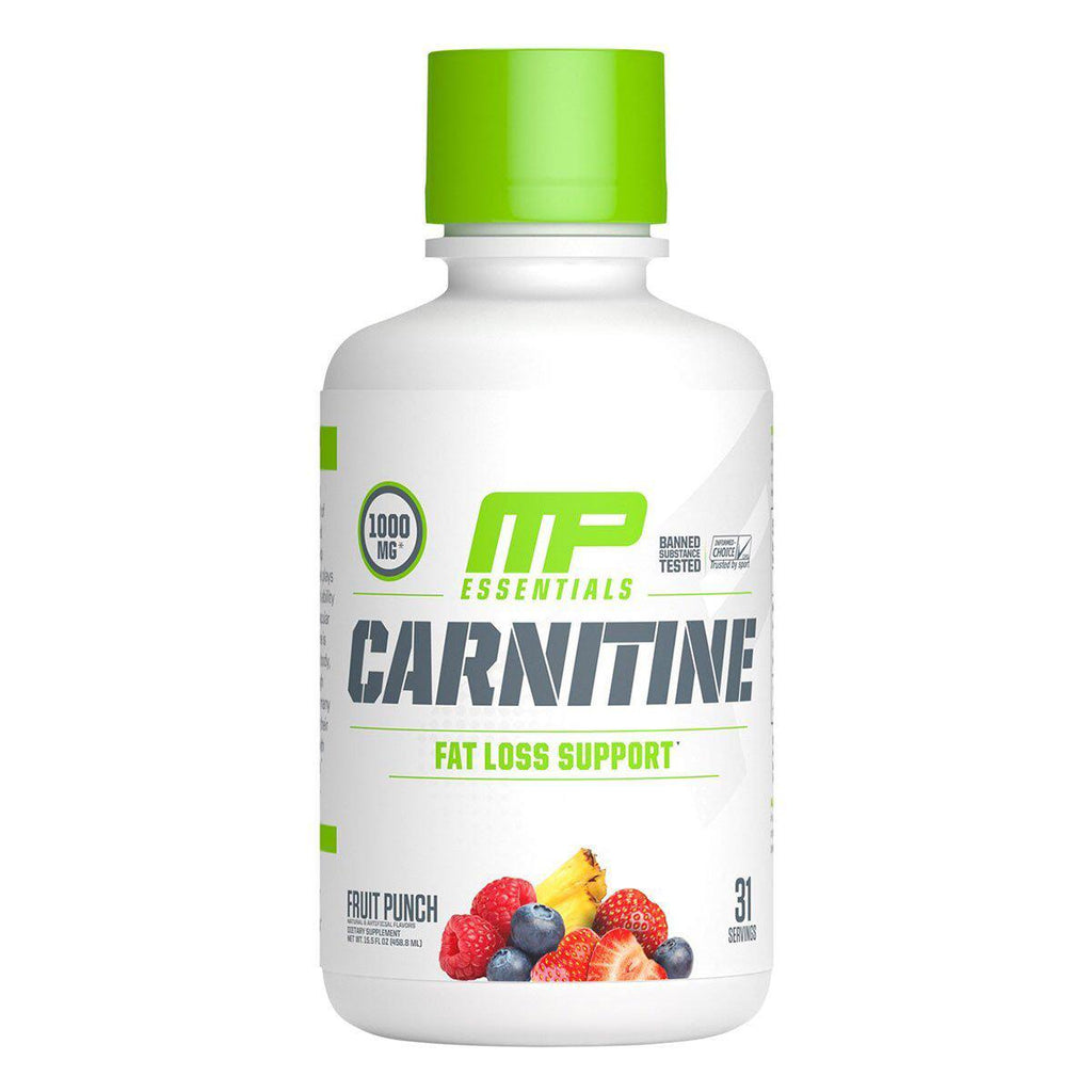 L Carnitine Core (MUSCLE PHARM) Fruit Punch