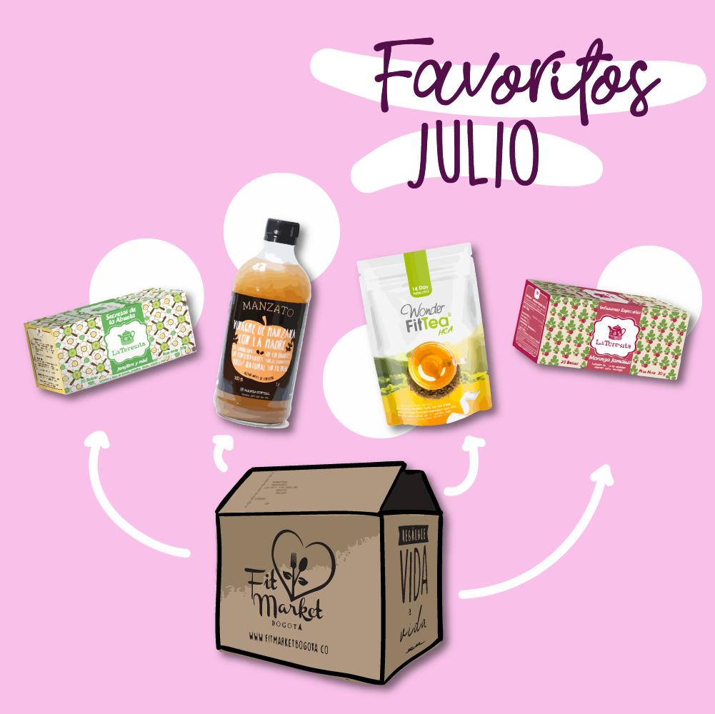 Fit Box JULIO (FIT MARKET)