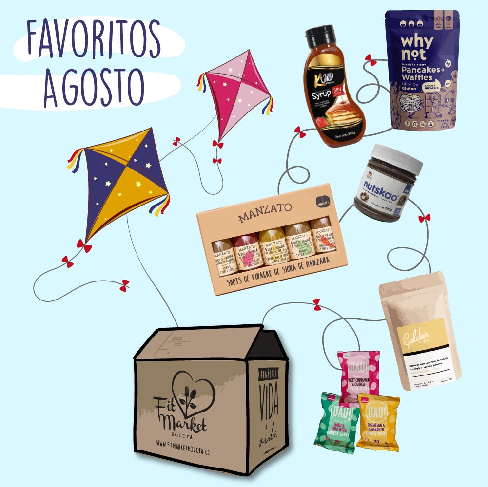 Fit Box Agosto (FIT MARKET)