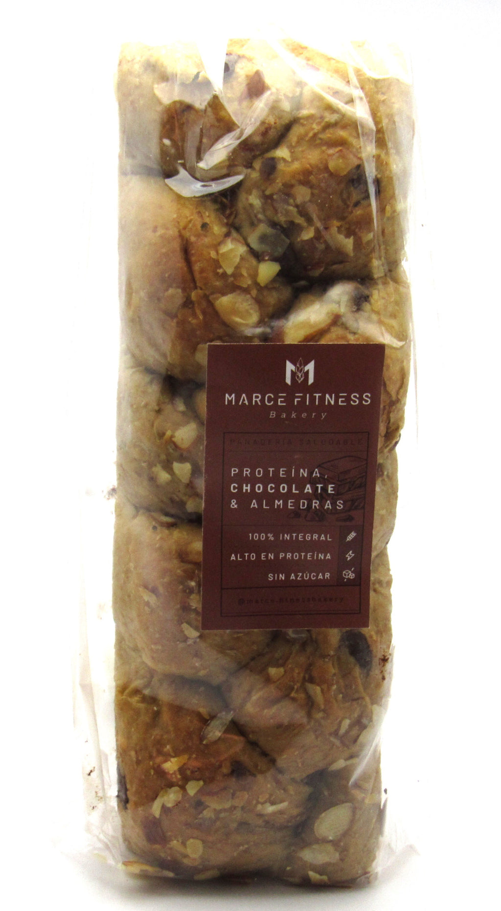 Pan de Proteína (MARCE FITNESS) Chocolate