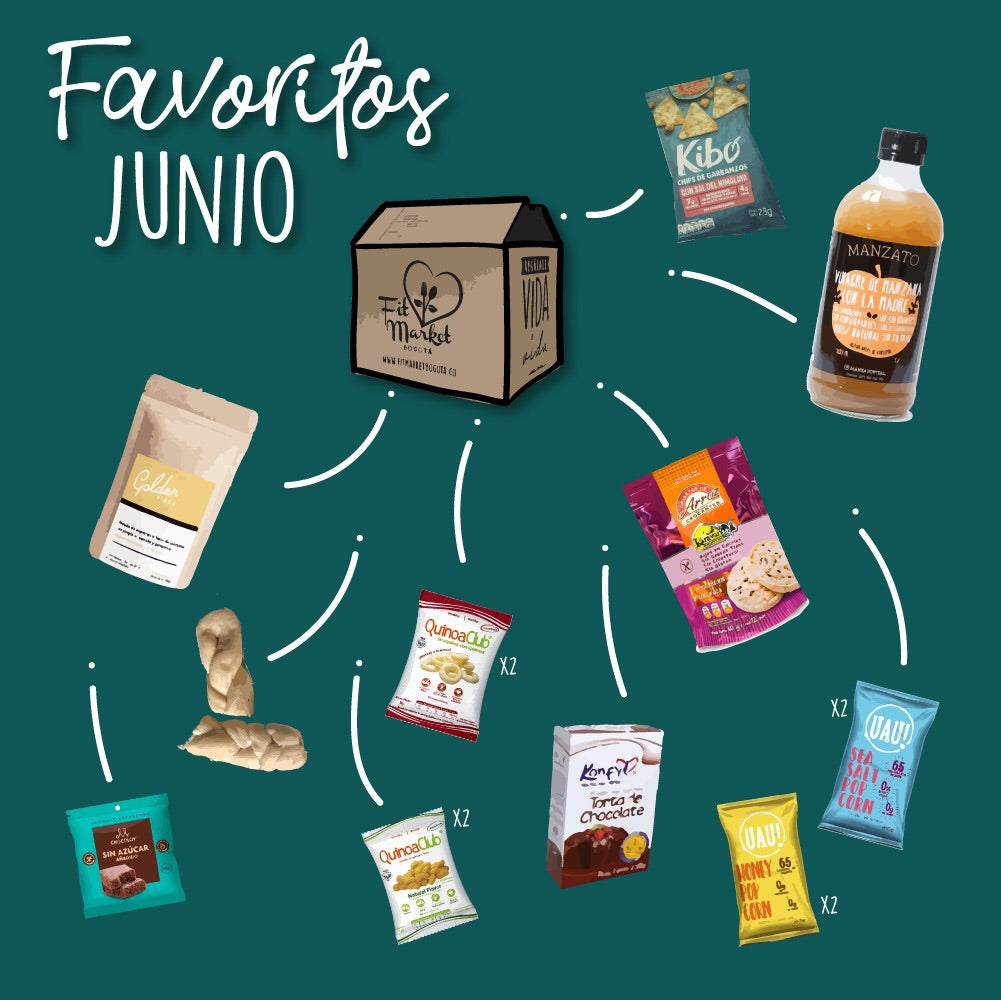 Fit Box (FIT MARKET) Junio