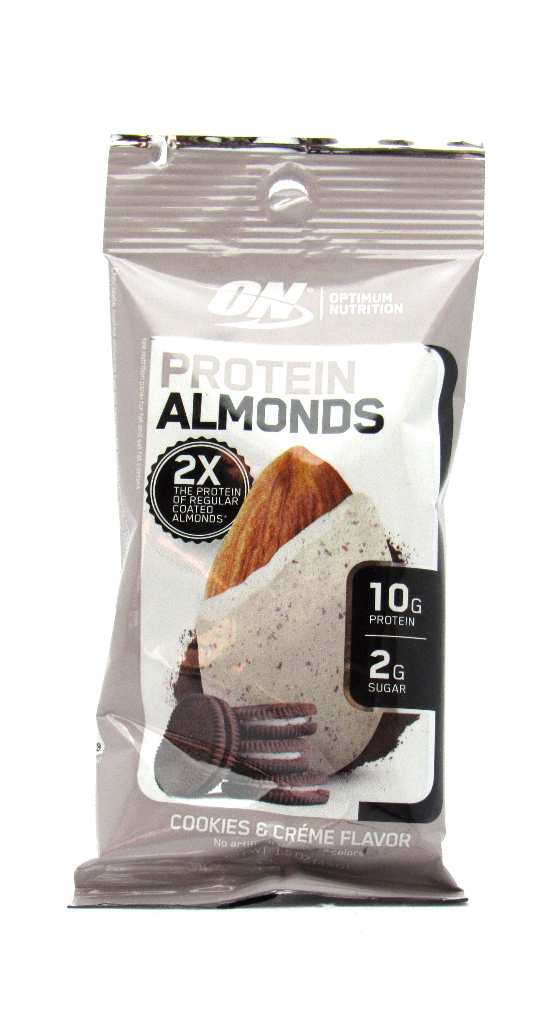 Protein Almonds 43gr (ON) Cookies and Creme