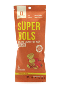 Super Bols 20gr (SUPERFUDS) Cheesless Spicy
