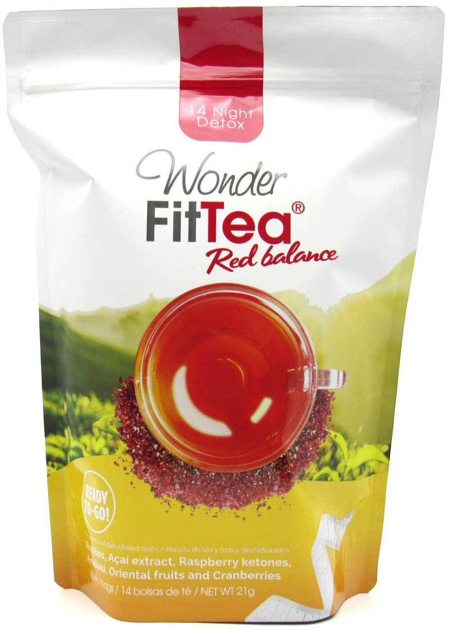 Fit tea noche (FIT TEA) Red balance