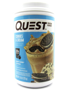 ProteÍna 1.6lb (QUEST) Cookies & Cream