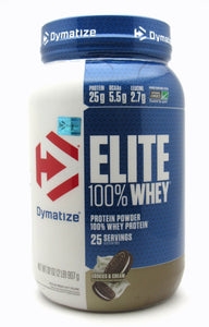 Proteina Elite Whey 2Lb (DYMATIZE) Cookies And Cream