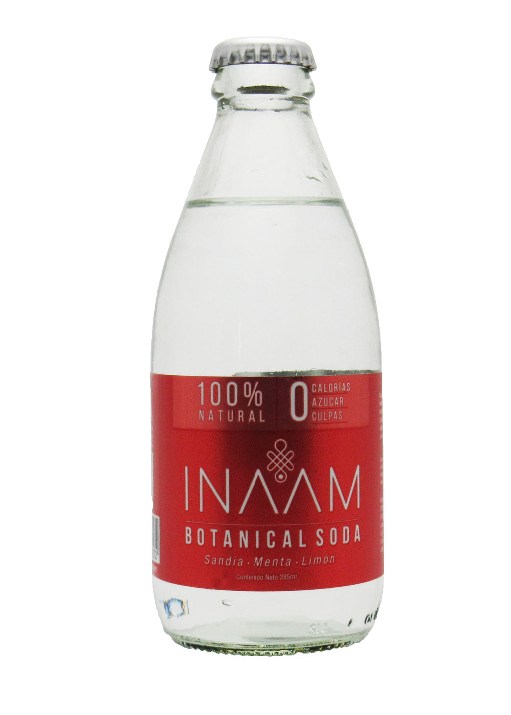 Botanical Soda 285ml (INAAM) Sandia Menta